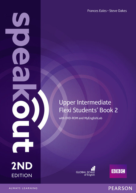 Speakout upper intermediate flexi st 16