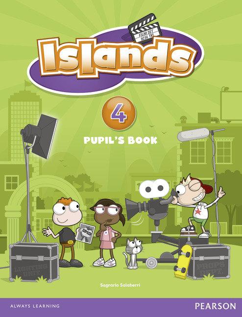 Islands spain 4ºep st 16 +brain gym pack