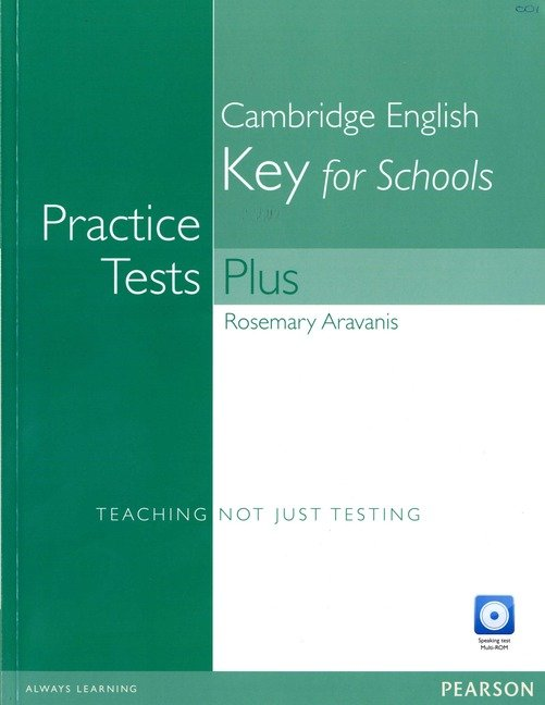 Practice tests plus ket for schools without key
