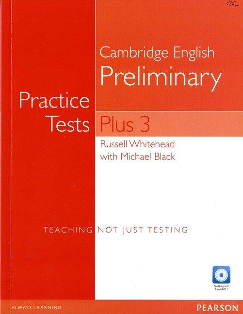 Cambridge english preliminary practice tests plus