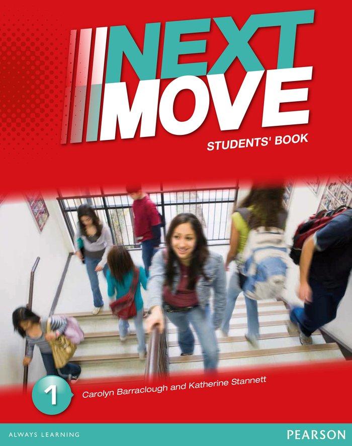 Next move spain 1ºeso st mec 16