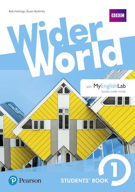 Wider world 1 st 17 with myenglishlab pack