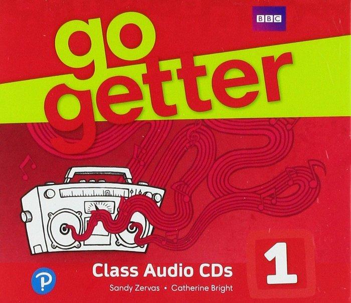 Gogetter 1 class audio cds