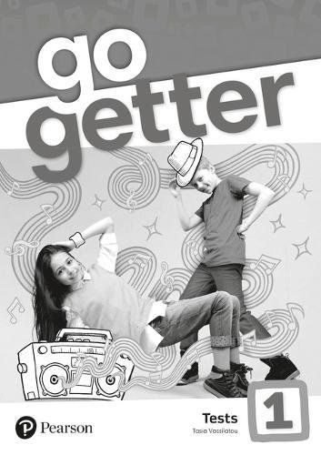 Gogetter 1 test book