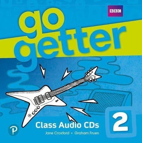 Gogetter 2 class audio cds