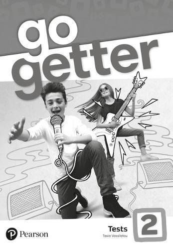 Gogetter 2 test book