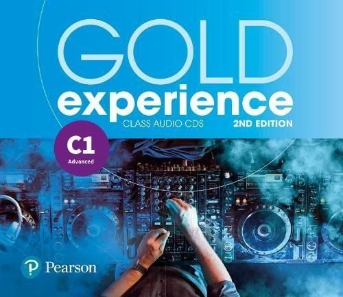 Gold experience c1 class audio cds 18 2ªed