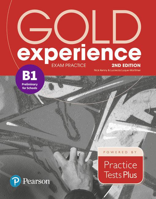 Gold experience exam prac.eng.key for school b1 19