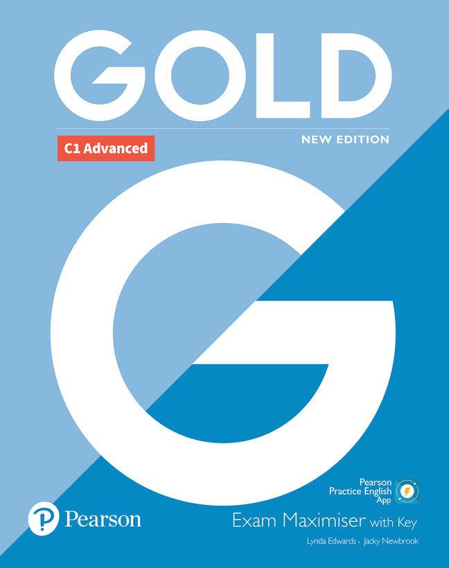 Gold c1 advanced exam maximiser +key 19