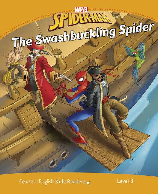 Marvels the swashbuckling spider level 3