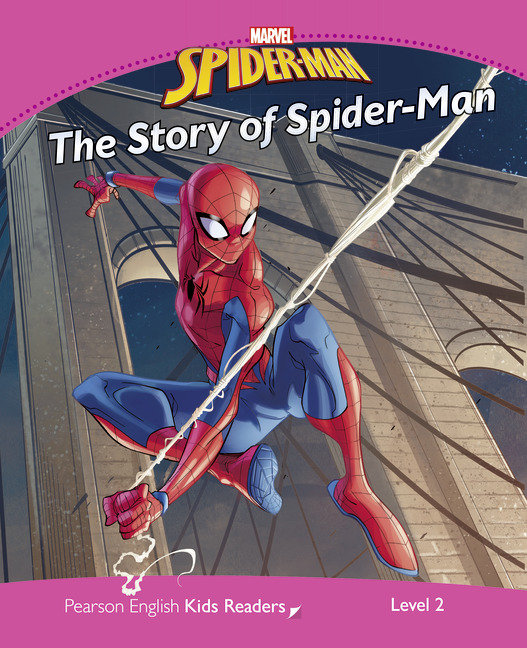 Marvels the story of spider man level 2