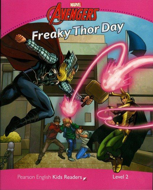Marvels freaky thor day level 2