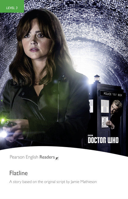 Doctor who flatline book & mp3 pack level 3