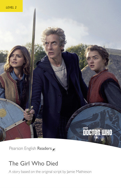 Doctor who the girl who died book & mp3 pack level 2