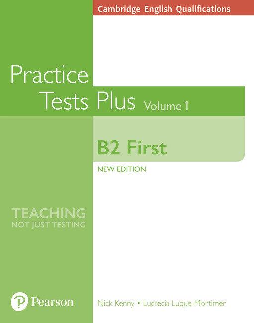 Cambridge english qualifications b2 first i pract.