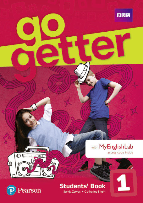 Gogetter 1 st with myenglishlab 18 pack