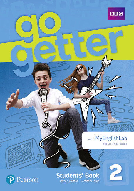 Gogetter 2 st with myenglishlab pack 18
