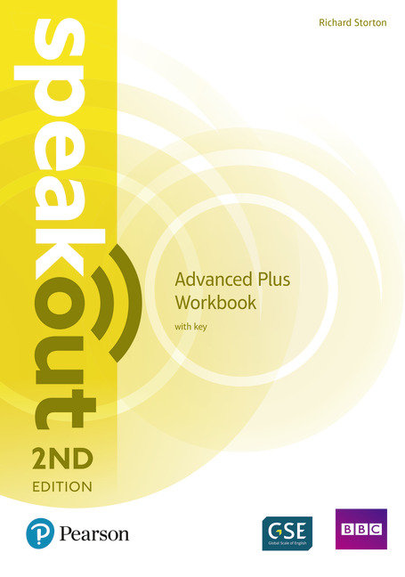 Speakout advanced plus wb with key 18 2ªed