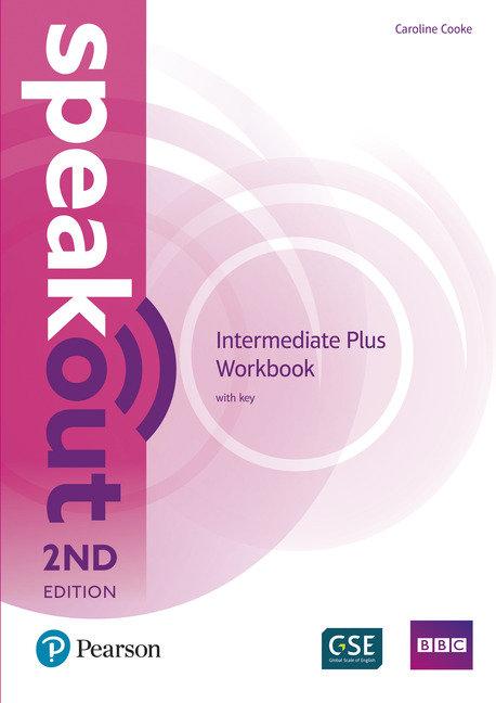 Speakout intermediate plus wb with key 18 2ªed