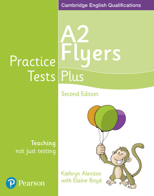 Practice tests plus a2 flyers ep st 18