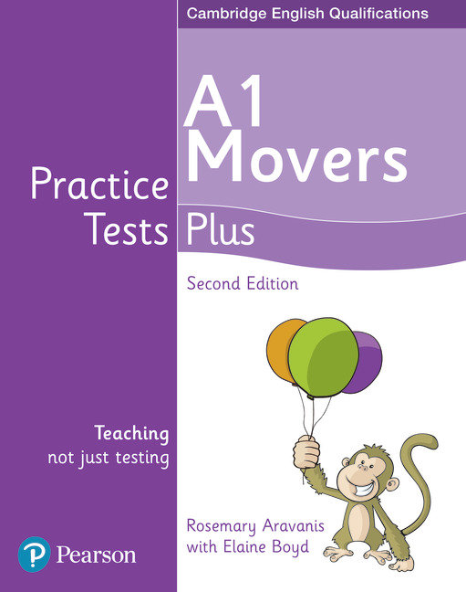 Practice tests plus a1 movers ep st 18