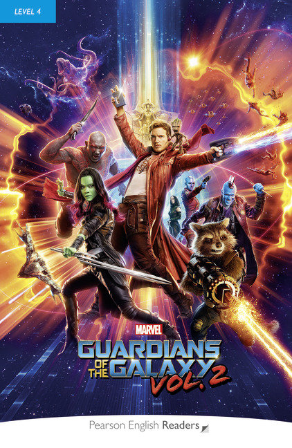Marvels the guardians of the galaxy vol 2 book level 4