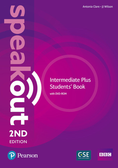 Speakout intermediate plus st and dvd-rom 18 pack