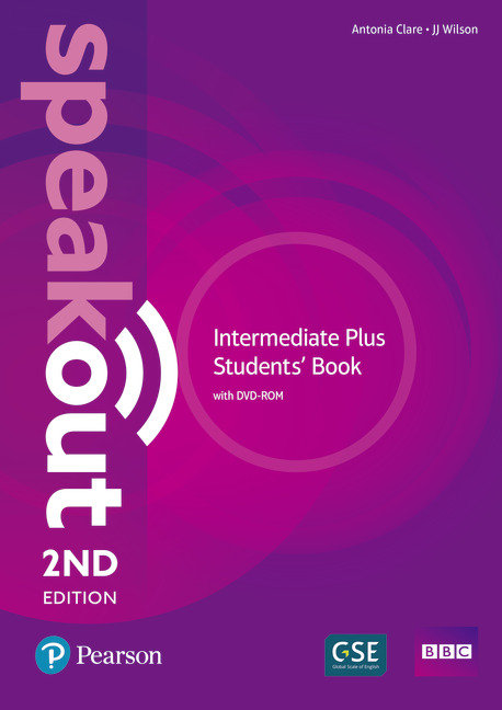 Speakout intermediate plus st with dvd-rom and mye