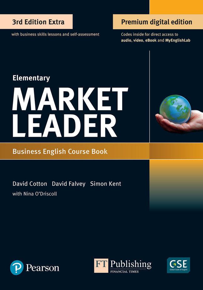 Market leader extra element sb 20