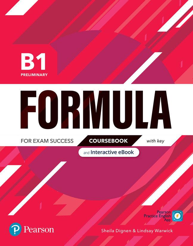 Formula b1 preliminary coursebook and interactive