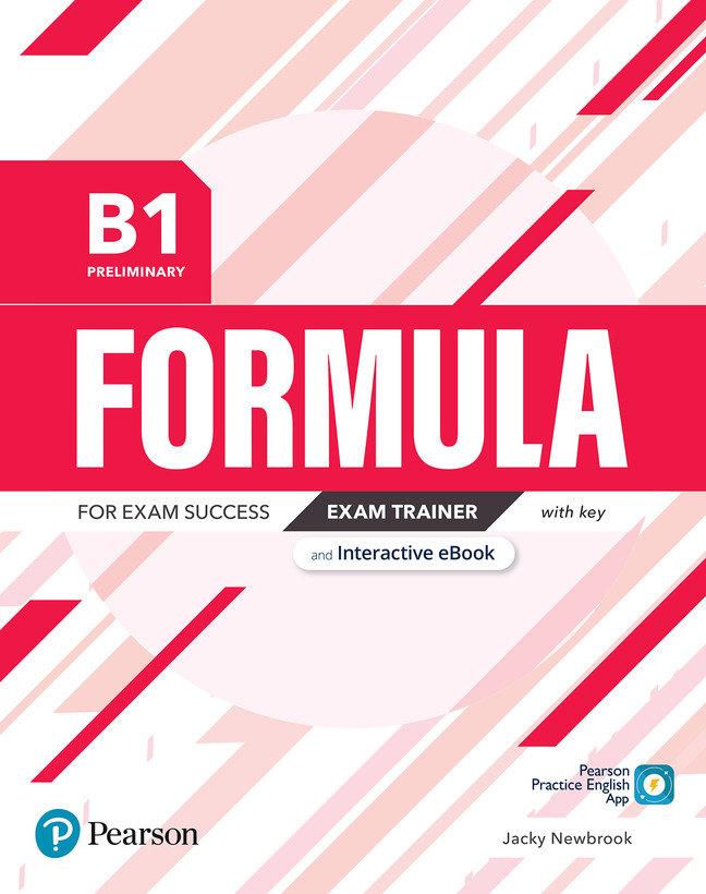 Formula b1 preliminary exam trainer and interactiv