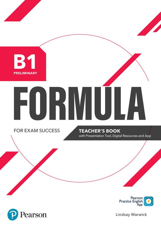 Formula b1 preliminary teacher's book with present