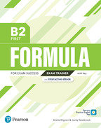 Formula b2 first exam trainer and interactive eboo