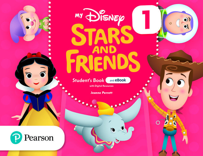 My disney stars and friends 3años 1 st with ebook