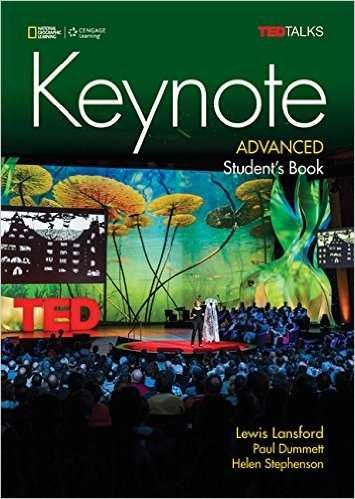 Keynote advanced c1 st + dvd 16