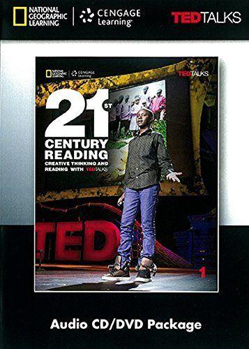 21st century reading 1 audio cd+dvd 15