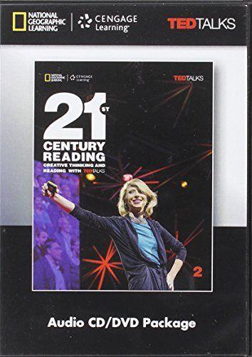 21st century reading 2 audio cd+dvd 15
