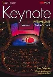 Keynote intermediate  wb +cd 16