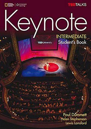 Keynote advanced wb cd 16