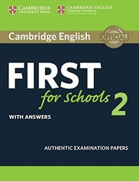 Cambridge first schools 2 st key revised 15 camin6