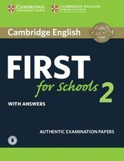 Cambridge first schools 2 st self revised 15