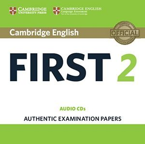 Cambridge first certificate cd(2) revised 15 solo cd