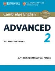 Cambridge certif. advanced 2 st whitout key 15