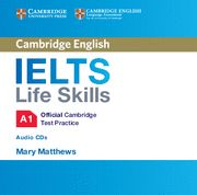 Ielts life skills official cambridge test practice  a1 audio