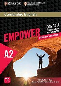 Empower elementary a2 st combo a/online 16 assemen