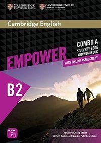 Empower upper-inter. b2 st combo a/online 16 asses