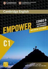 Empower advanced c1 st combo b/online 16 assessmen