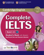 Complete ielts bands 5-6.5 b2 student's book with answers wi