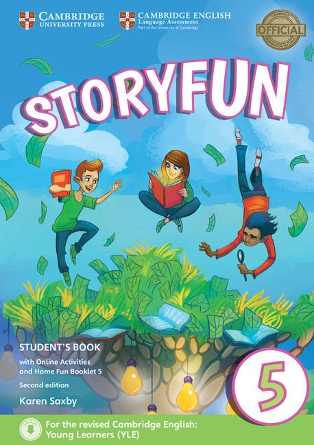 Storyfun for flyers 5 st with online activi.17