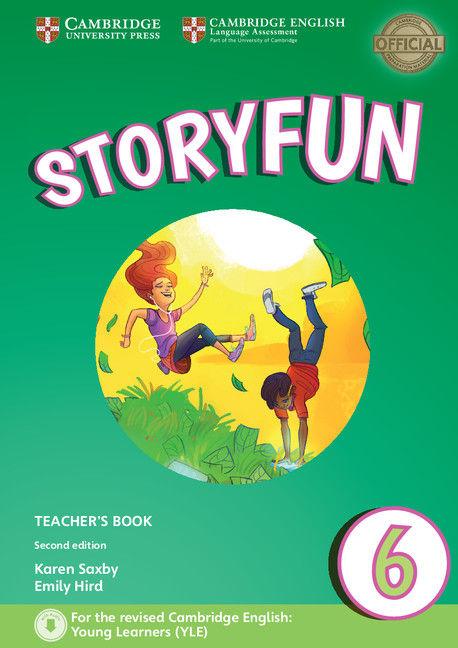 Storyfun for flyers 6 teacher with audio
